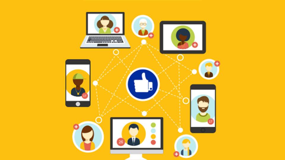 بازاریابی رسانه های اجتماعی برای تقویت ترافیک وب سایت