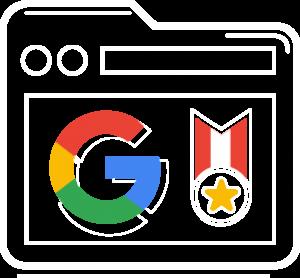 بهبود جایگاه گوگل