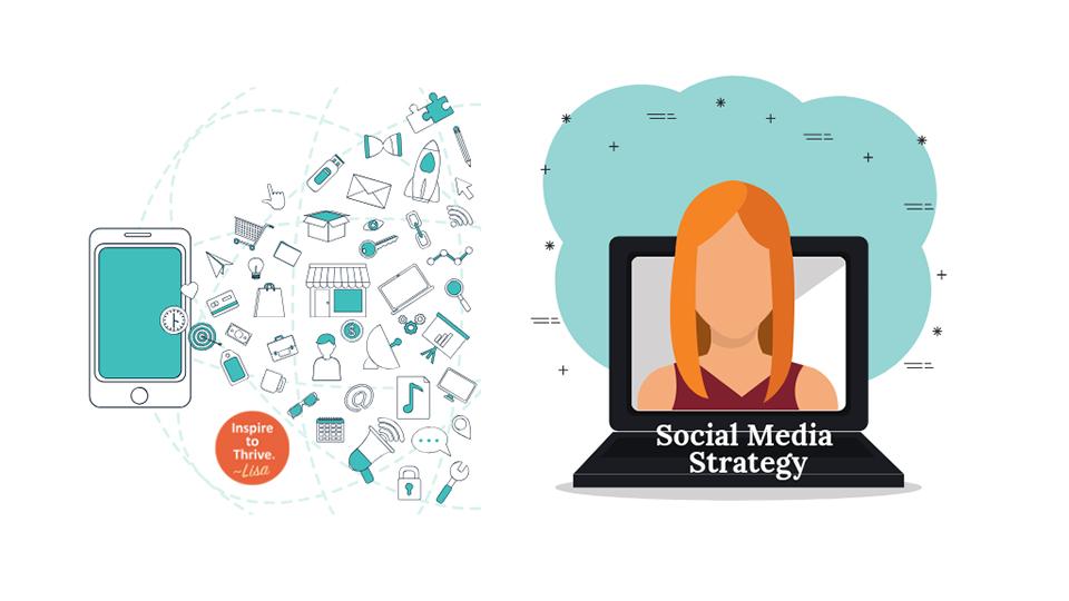 استراتژی بازاریابی رسانه های اجتماعی