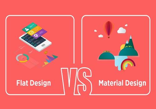 تاثیر متریال دیزاین