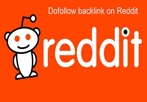 بک لینک از reddit
