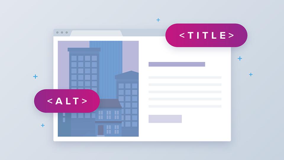 تفاوت عنوان و متن جایگزین تصویر