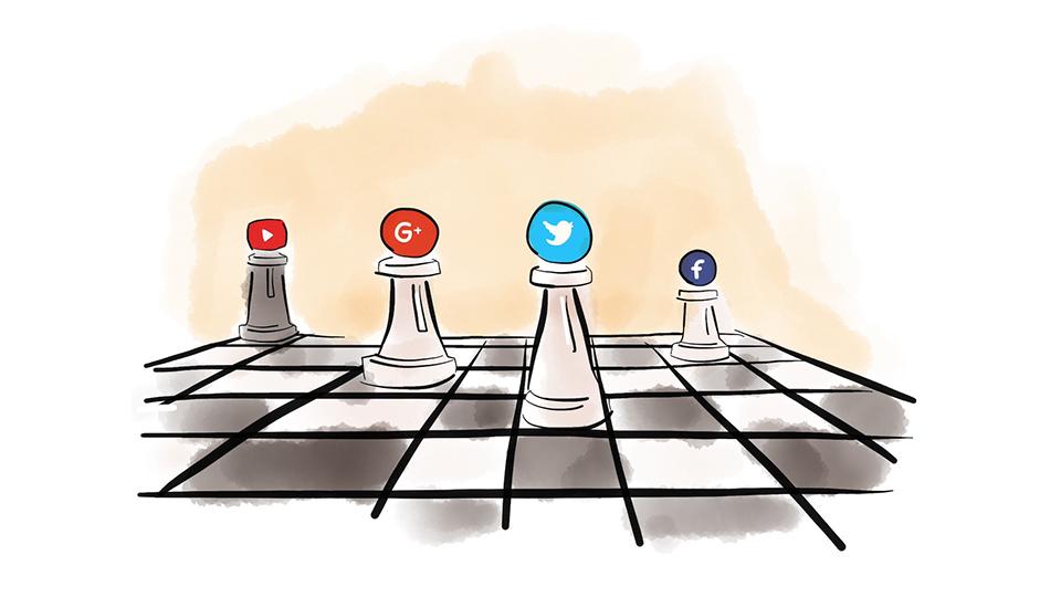 نحوه ایجاد بازاریابی شبکه های اجتماعی