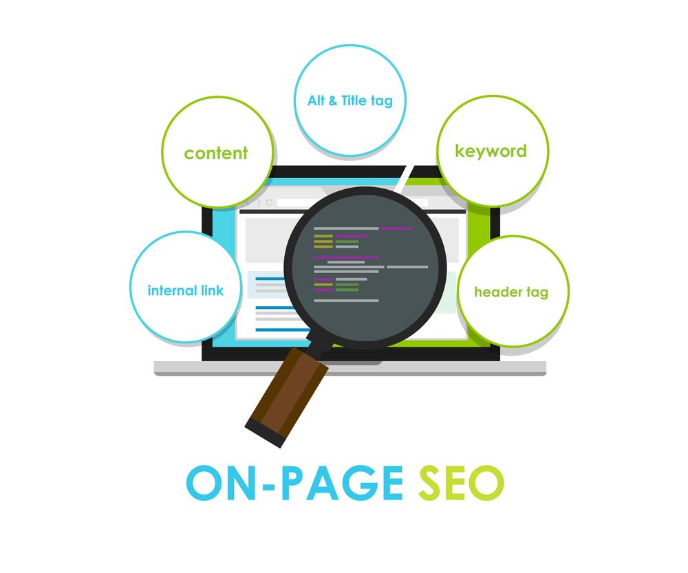 نقش سئو On-Page در افزایش بازدید