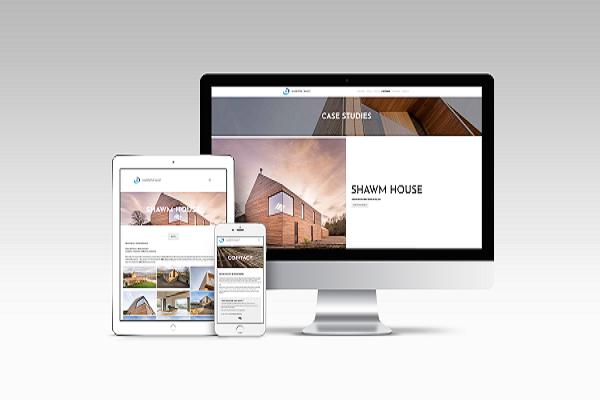 طراحی وب گسترده است