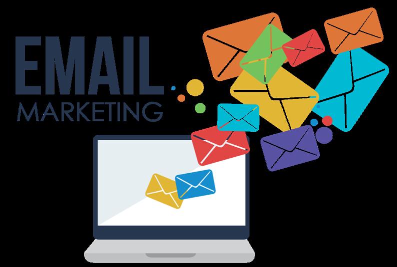 نقش بازاریابی ایمیل در افزایش بازدید