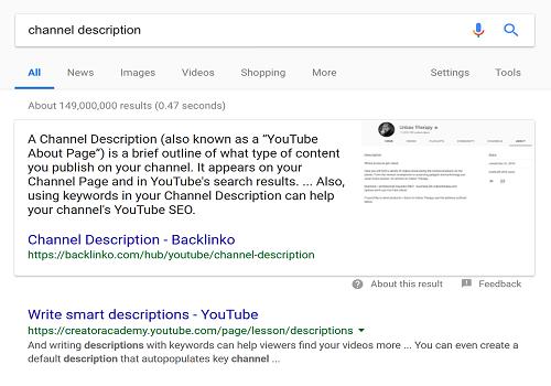 snippet گوگل