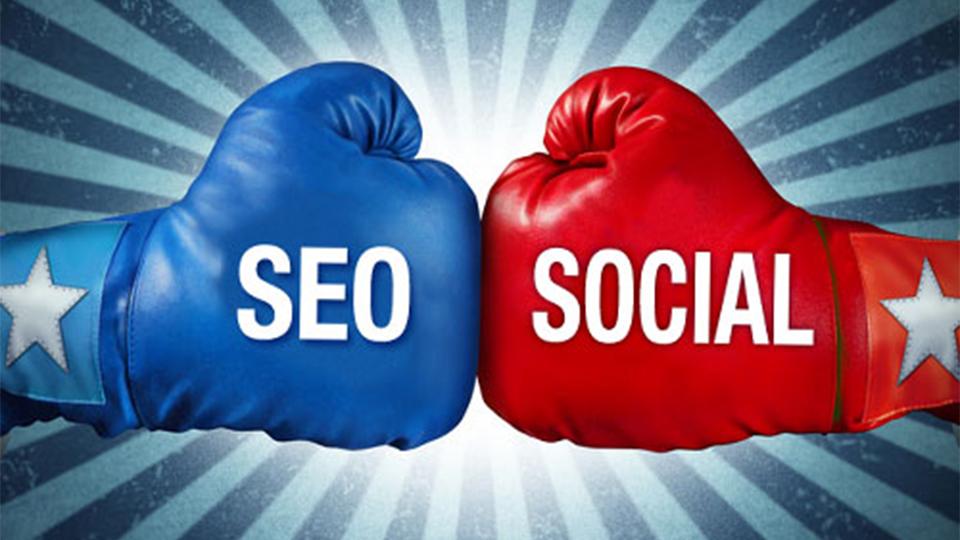 Social Media و SEO