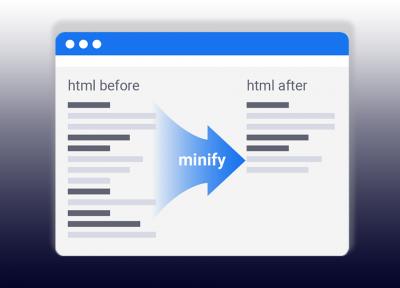 رفع خطا Minify HTML