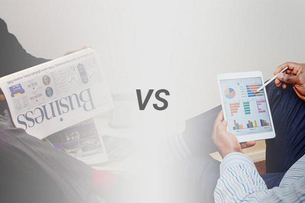 تفاوت روابط عمومی آنلاین و سنتی