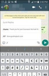 واتساپ بیزینس برای کسب و کار