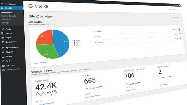 راهنمای نصب افزونه Google Kit در وردپرس و انجام تنظیمات آن