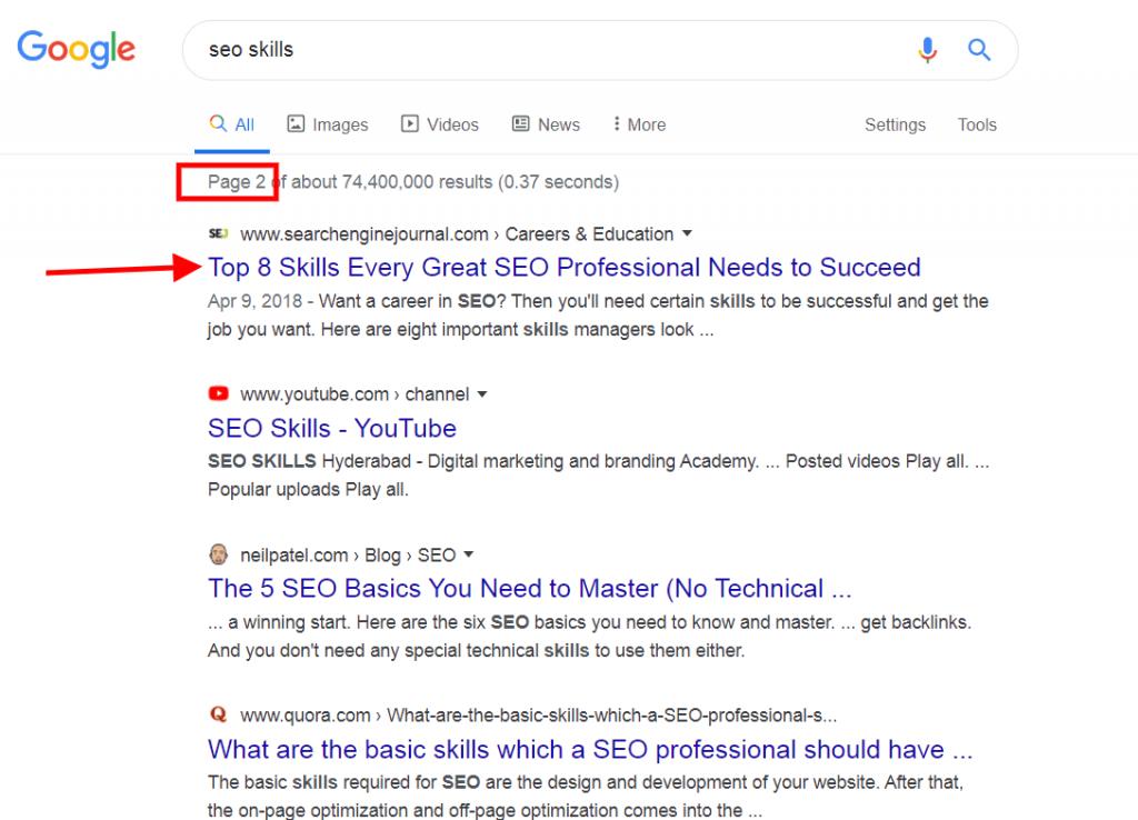 صفحات وب دارای اسنیپت 2 بار در صفحه اول گوگل ظاهر نمی شوند!