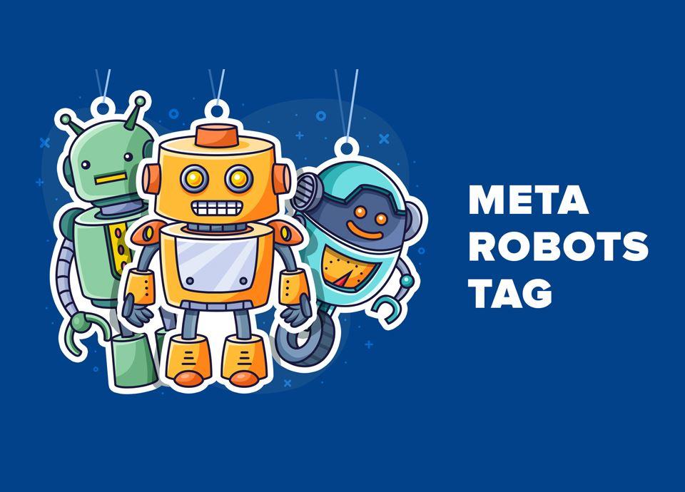 آموزش کامل تگ متا Robots