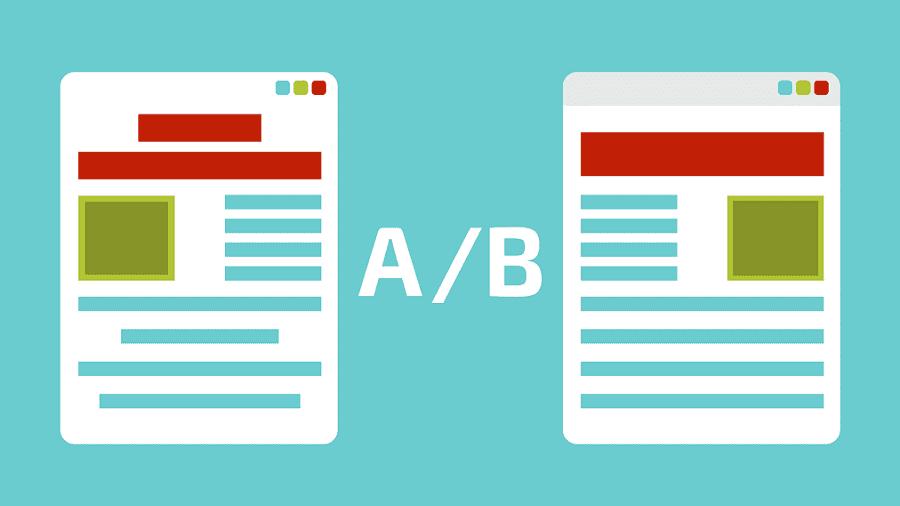 تست A/B