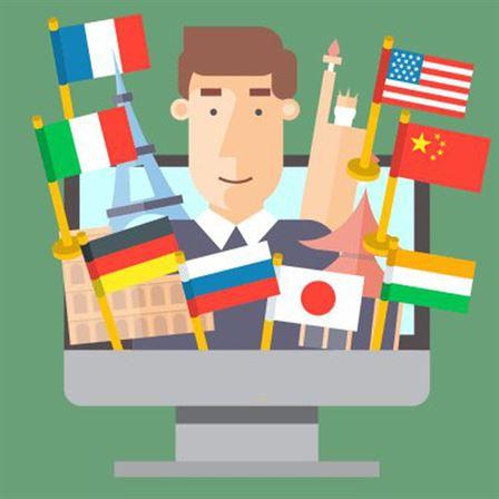 سئو وب سایت چند زبانه در سال 2020