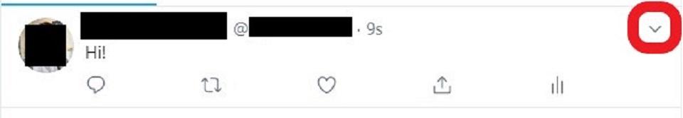 ترفند توئیتر ، پین کردن