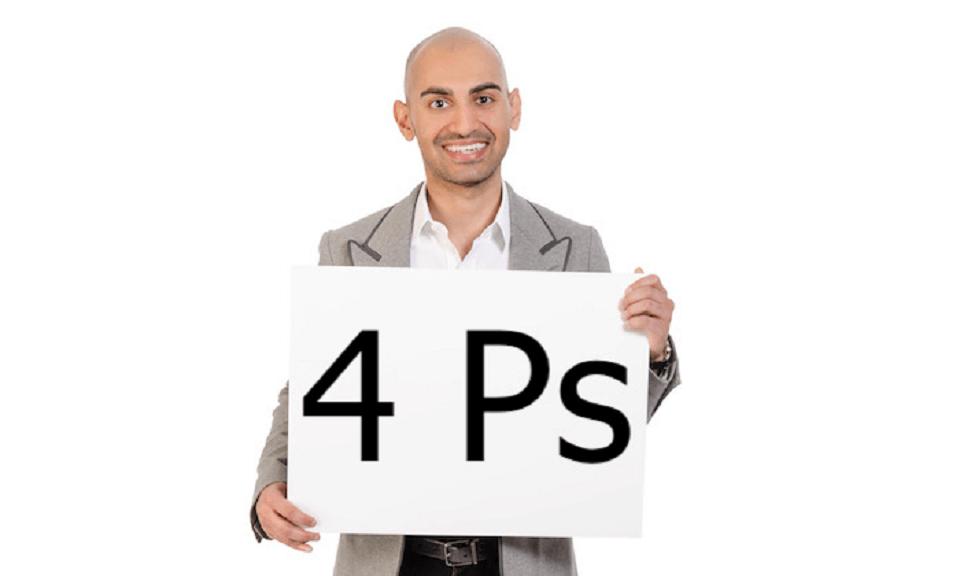 چهار پی بازاریابی(چهار فاکتوراصلی بازاریابی) چیست؟
