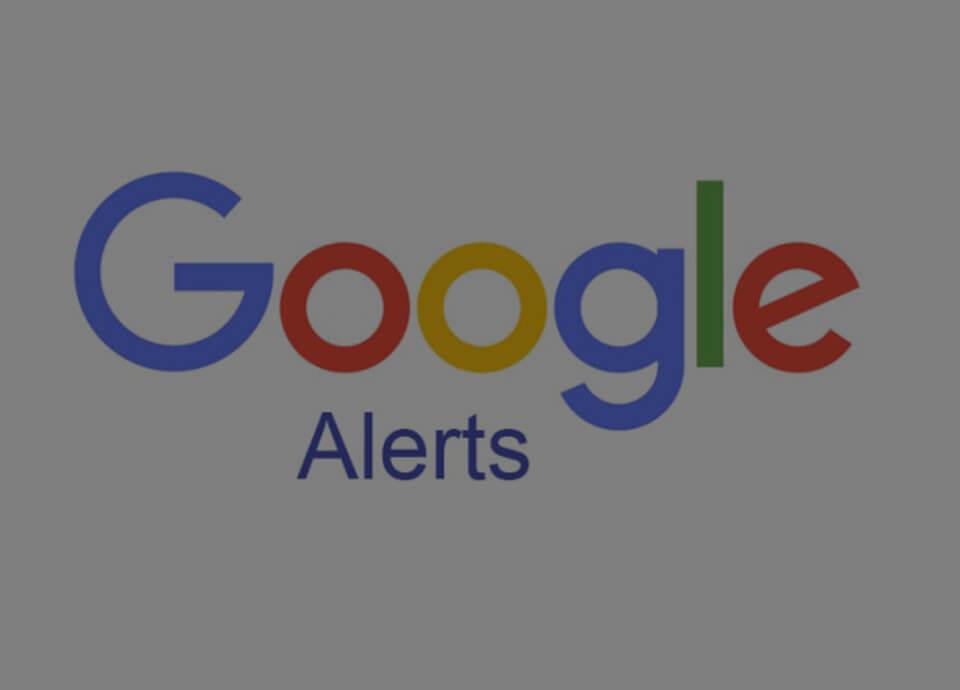 لینک سازی Google Alerts