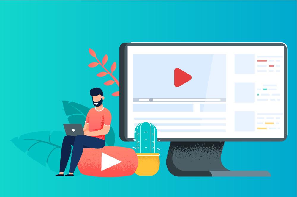 استفاده از محتواهای ویدیویی در ترند های بازاریابی