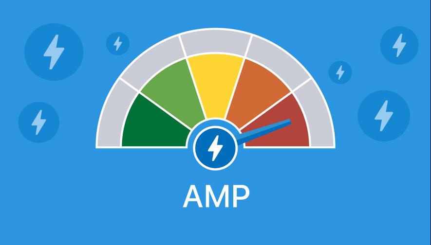 نمودار سرعت amp
