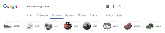 جستجوی کفش دو و میدانی مردانه