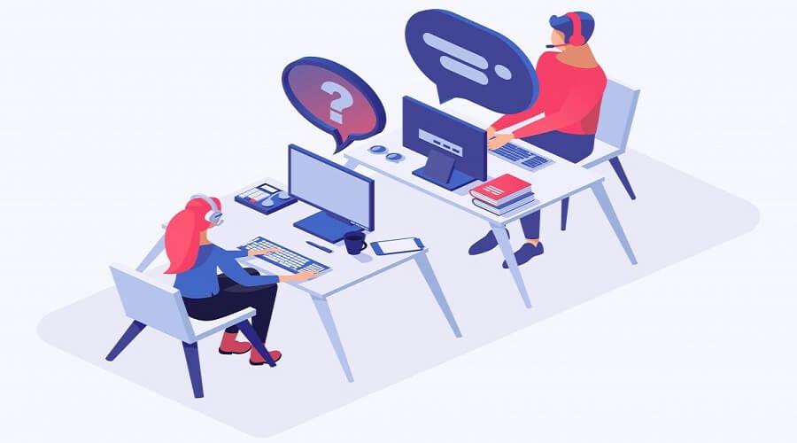 چت آنلاین فروش را افزایش می دهد