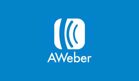 لوگو AWeber