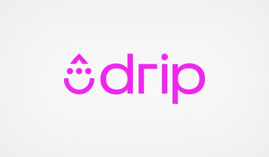 لوگو سرویس ایمیل مارکتینگ DRIP
