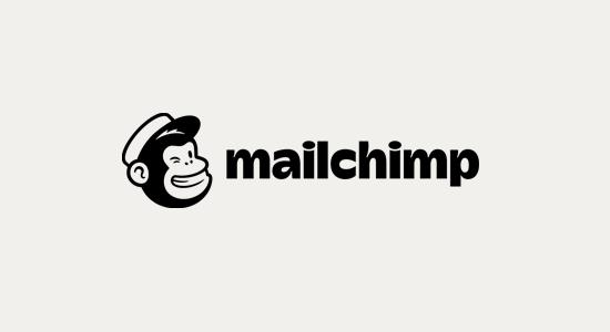 لوگو mailchimp
