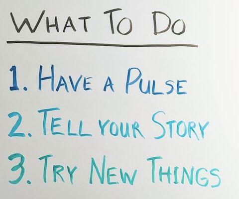 لیست چه کارهایی باید انجام دهیم