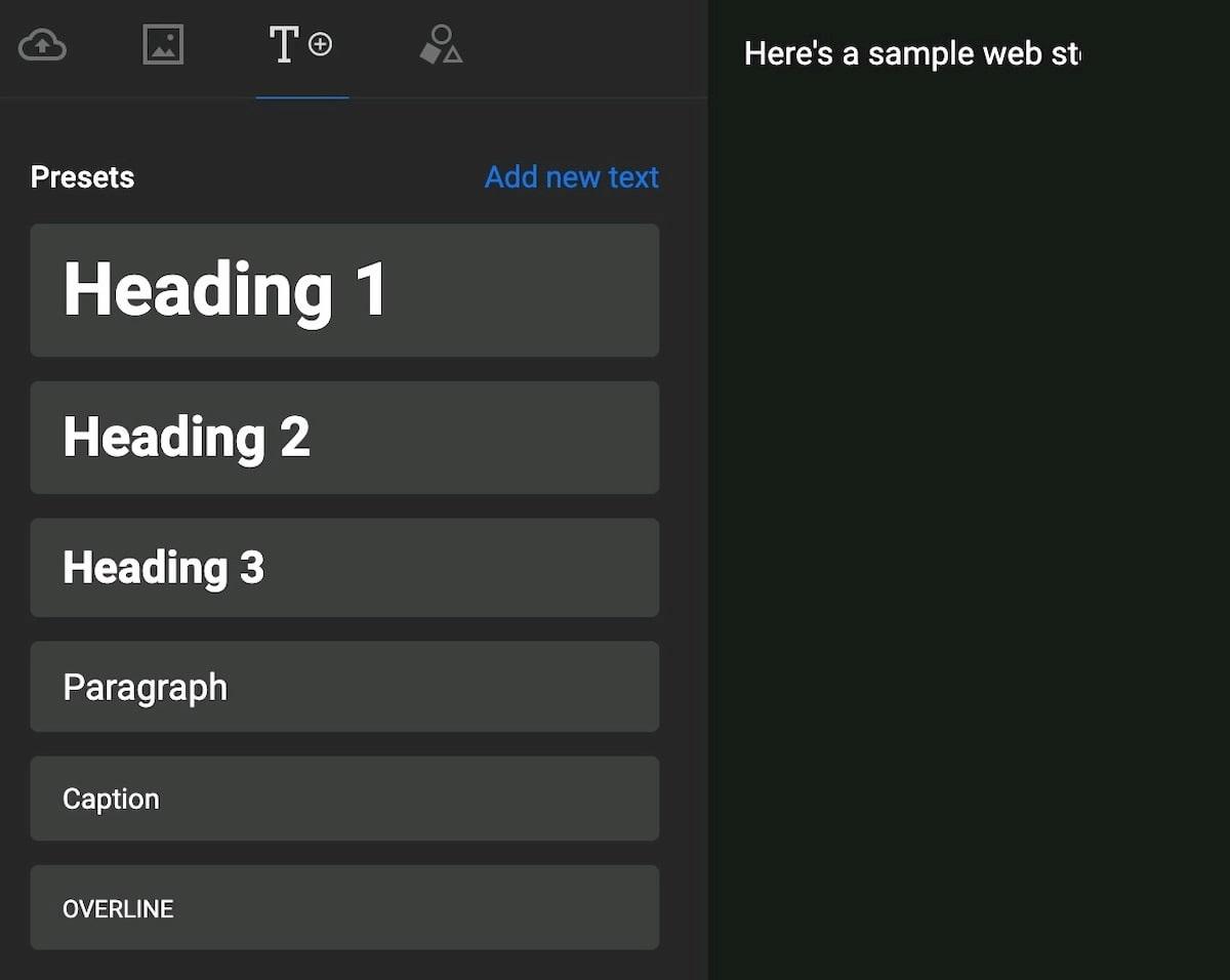 ساختن وب استوری وردپرس