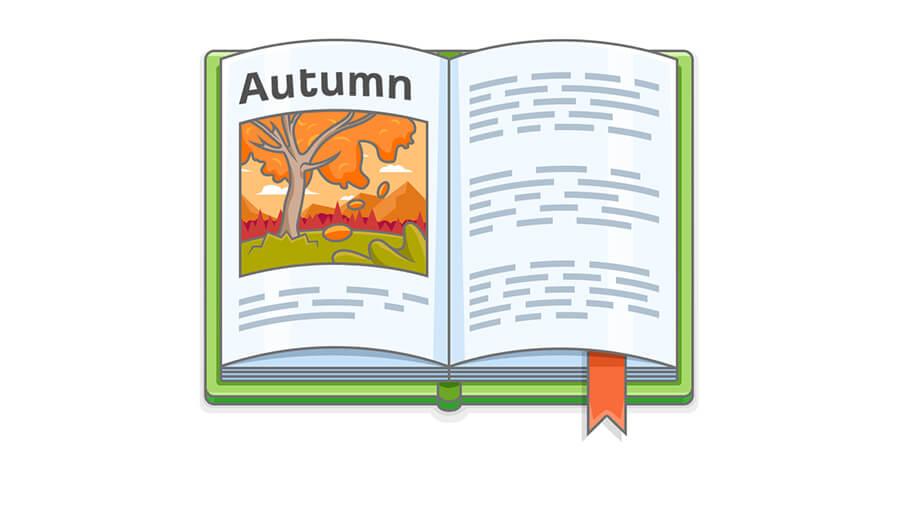 چستجوی کلمه autumn