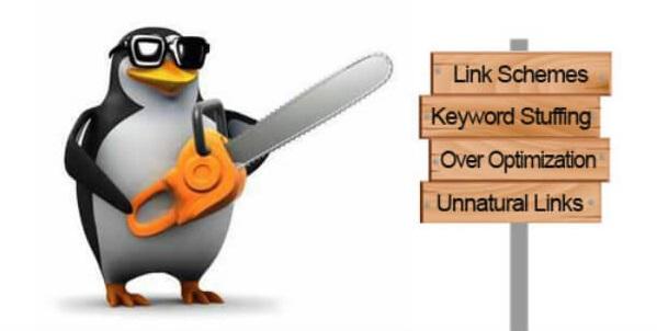 دو وظیفه اصلی گوگل پنگوئن