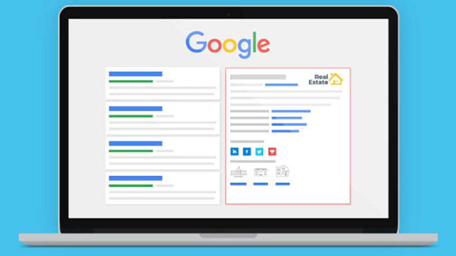 پنل دانش گوگل