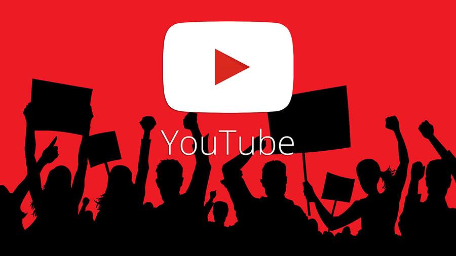 بنر یوتیوب