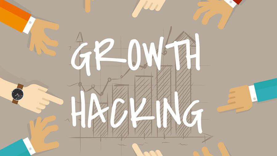 نمونه هایی از هک رشد