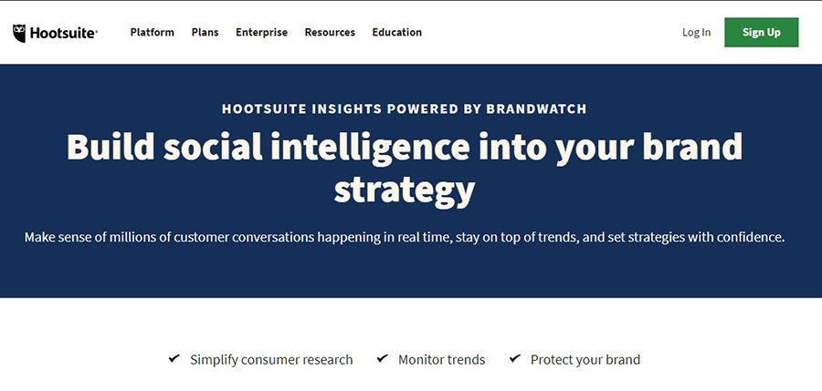 Hootsuite Insights