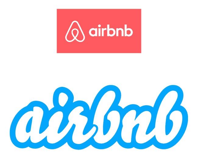 نمونه ای از ریبرندینگ Airbnb