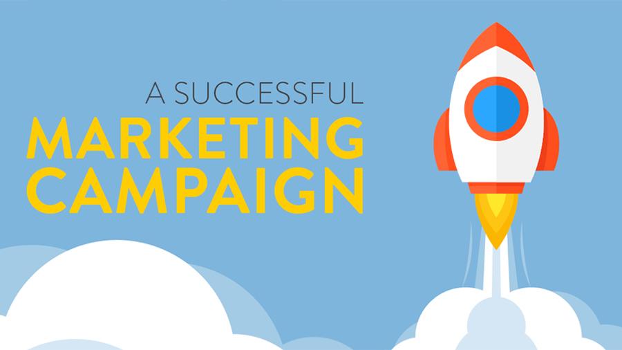 اجرای کمپین بازاریابی موفق