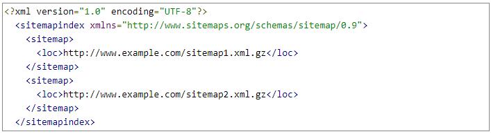متن فایل xml- سایت مپ