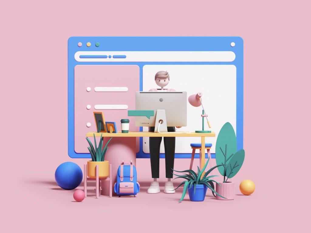 نکات طراحی موثر سایت هنری