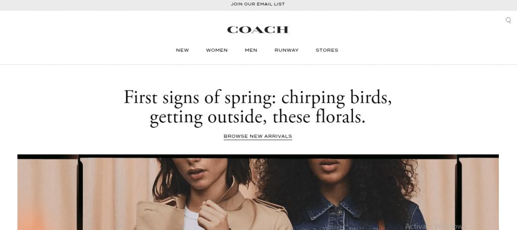اهمیت استفاده از عناصر انسانی در طراحی رابط کاربری سایت پوشاک