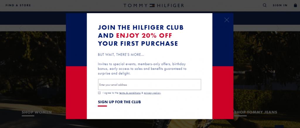 ایجاد باشگاه مشتریان در طراحی رابط کاربری سایت پوشاک