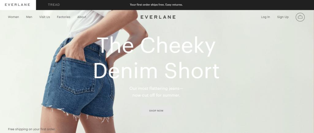 اهمیت ساختن لی اوت در طراحی رابط کاربری سایت پوشاک