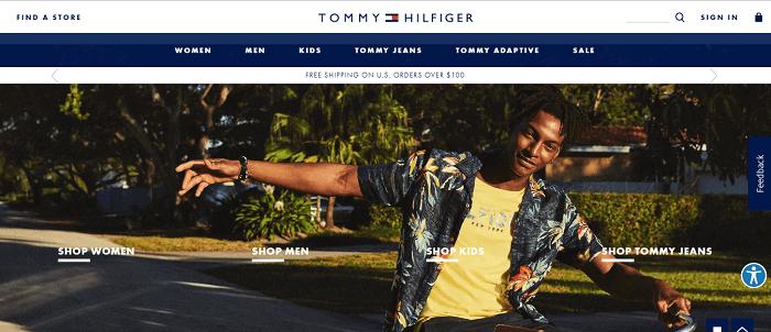 اهمیت برند در طراحی رابط کاربری سایت پوشاک