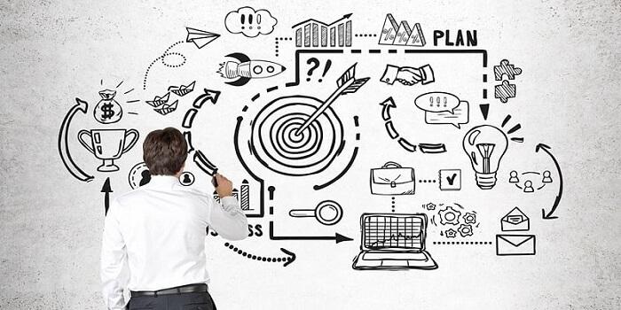 کارآفرینان موفق اهداف خود را تجسم می کنند