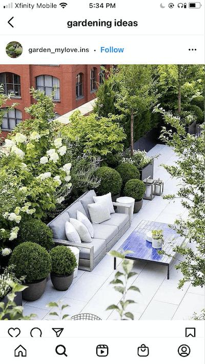 پست های برتر باغبانی در اینستاگرام