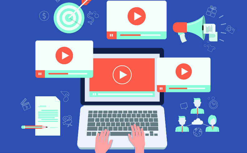 محتوای ویدئویی محبوب ترین محتوا