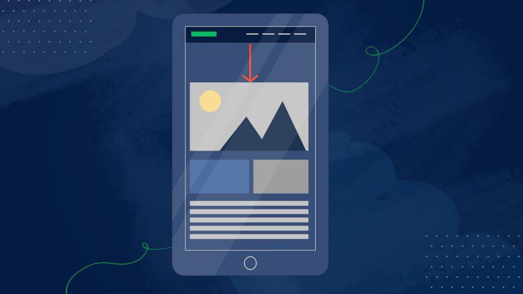 اهمیت تجربه کاربری نسخه موبایل سایت